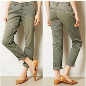 Pilcro Letterpress Anthropologie Hyphen Chino Pant